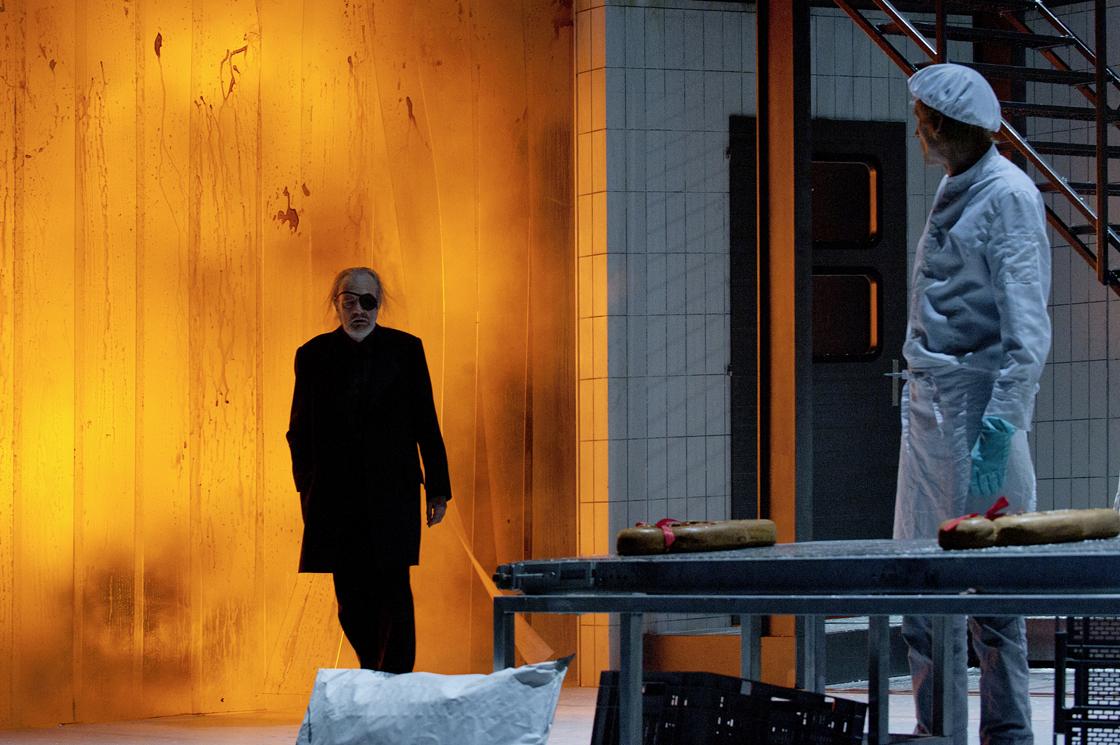 """Theater Basel """"Krabat"""" von Otfried Preussler, 2011/12"""