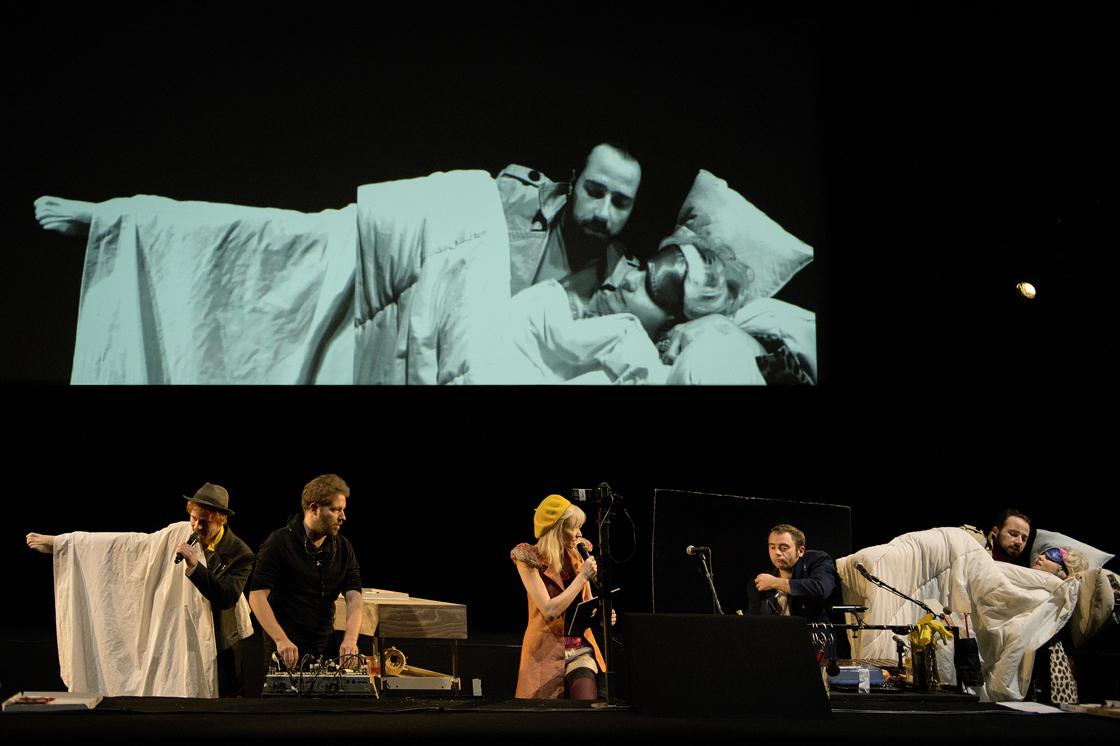 Theater Basel - The Beggar`s Opera - Eine Produktion von und mit