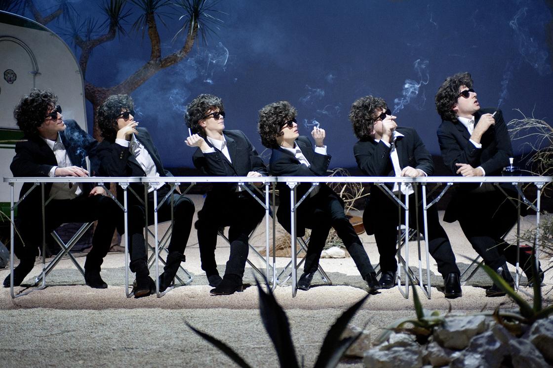 Theater Basel - Like a Rolling Stone - Eine Produktion von und m