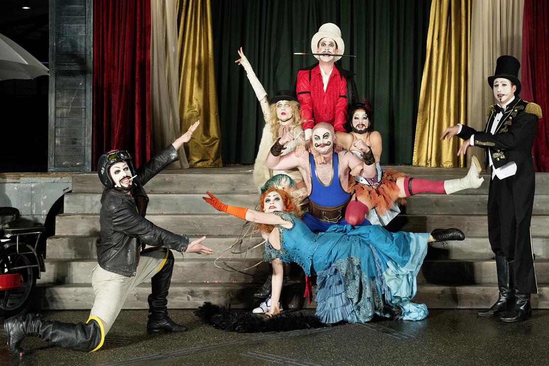 Theater Basel - Vaudeville! Open Air - Nach einer Idee von und m